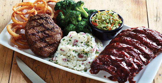 Restaurants - Applebee's Grill and Bar Niagara Falls - Embassy Suites by Hilton Niagara Falls - Fallsview Hotel, Canada